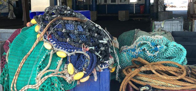 La législation européenne relative aux engins de pêche usagés